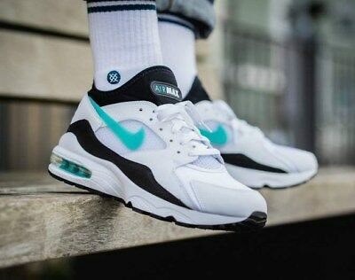 "Nike Air Max 93 OG ""Dusty Cactus"" All Sizes 306551-107"