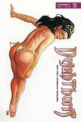 Dejah Thoris #1 Cover B Cho D. E. Nm