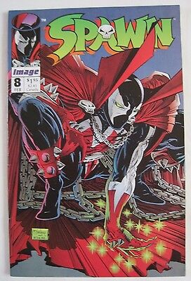 Spawn #8 by Alan Moore