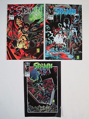 Spawn by Grant Morrison #16-18