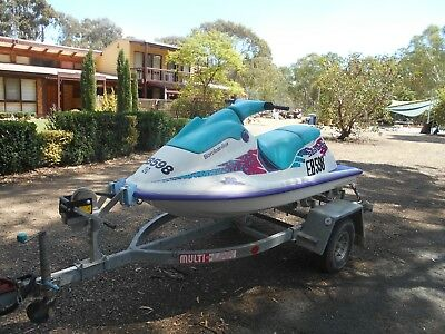 SEA DOO SP two seater