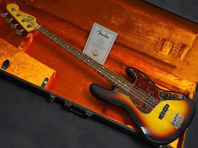 Fender Custom Shop / 1964 Jazz Bass NOS 3TS Electric Bass Guitar (Used)