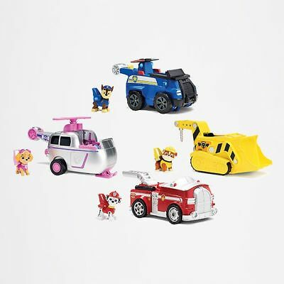 NEW Paw Patrol Flip & Fly Vehicle Assorted