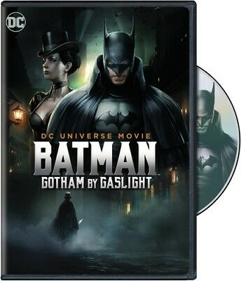 Batman: Gotham By Gaslight [New DVD] Amaray Case