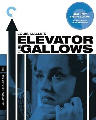 Elevator to the Gallows (Criterion Collection) [New Blu-ray] Restored, Special
