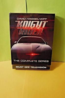 New/sealed 16 Dvd Set! Knight Rider The Complete Series, 85 Episode 2016 Dvd Set