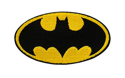 Batman, Patches, Bügelbilder, Flicken