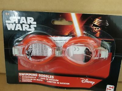 Kids childrens girls boys swimming swim goggles Star Wars Disney official NEW