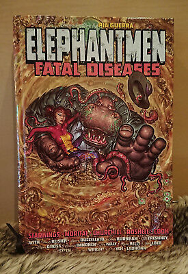 Elephantmen Volume 2: Fatal Diseases by Richard Starkings, Moritat, Ladronn