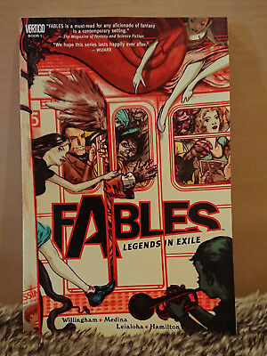 Fables - Volume 1 - Legends In Excile by Bill Willingham (Paperback)