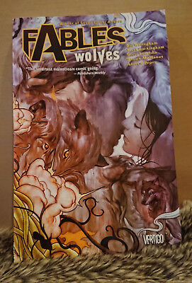 Fables - Volume 8 - Wolves by Bill Willingham (Paperback)