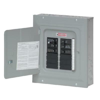 Eaton BR1020B100S11RN 20-Circuit 10-Space 100A Main Breaker Load Center Val pck