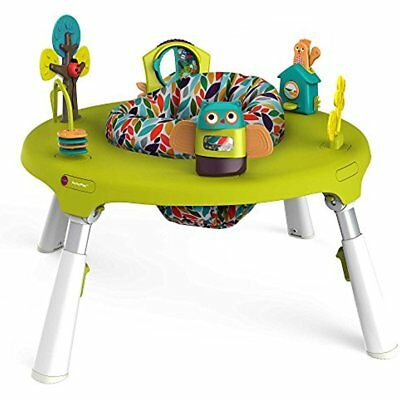 Sale PortaPlay 4-in-1 Foldable Travel Activity Center, Turn, Bounce, Play,