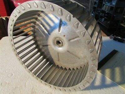 Aluminum Squirrel Cage Fan Blade Assembly E-67