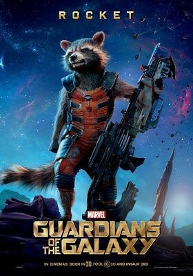 """Set Of 12 Guardians Of The Galaxy Movie 6"""" x 4"""" Photo Prints"""