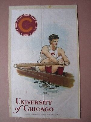 Murad Cigarettes Tobacco Silk S22 - University of Chicago Rowing