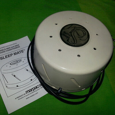 SleepMate Generador de Ruido Blanco Sleep Mate 980A