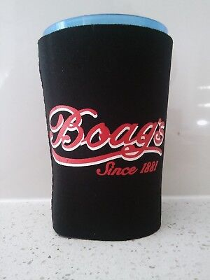 Australian JAMES BOAG & Son Boag's Stubby Can Holder Cooler (BRAND NEW) BOAGS