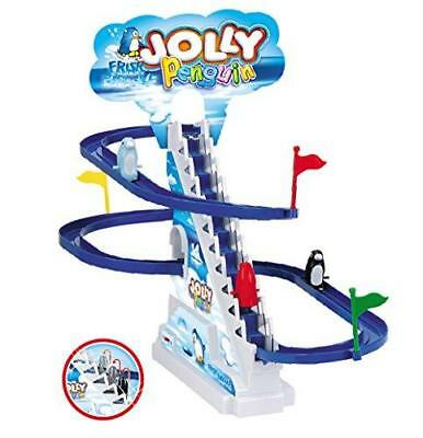 Animals Improved Ver Haktoys Arctic Fun Playful And Educational Penguin Slide Race Set