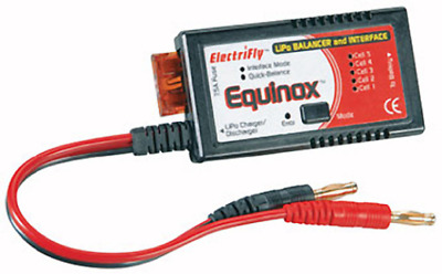 GREAT PLANES ElectriFly Equinox LiPo Cell Balancer GPM-M3160
