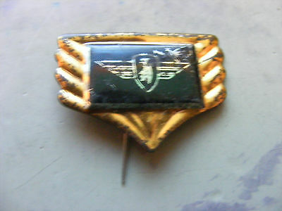 ZUNDAPP  motorcycle: very old lapel,hat pin badge(A)