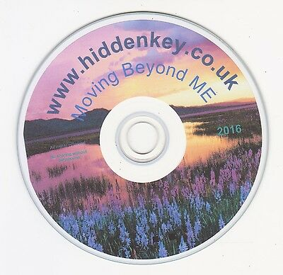 Hypnotherapy treatment CD 3 for ME/CFS self hypnosis hypnotism help aim to cure