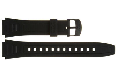 Genuine Casio Watch Strap.Replacement for W-800H & W-800HG, 738-EA2-18, 10268612