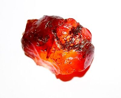 GGL Certified 169.5 Cts. 100 % Natural Mineral Specimen Carnelian Rough Gemstone