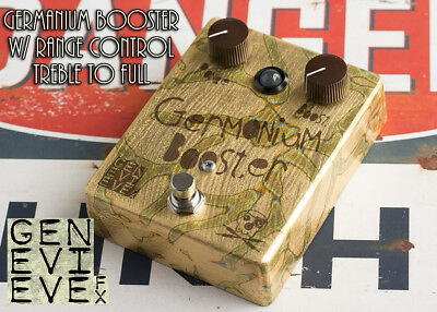 Genevieve FX Germanium Booster - NEW YEAR CLEARANCE