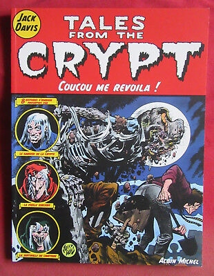 Tales From The Crypt    Bd Eo  N° 5  Coucou Me Revoila  Jack Davis