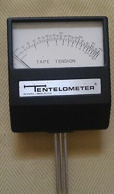 Tentel Tentelometer Tape Tension Gauge with Case
