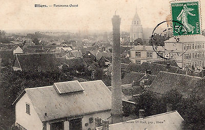 Carte Postale ILLIERS COMBRAY Panorama Ouest