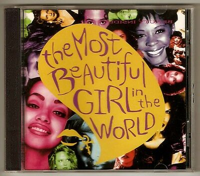 Prince - The Most Beautiful Girl In The World . NPG Records CD Single !!!