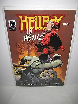 Hellboy in Mexico Dark Horse Comics Picture of Actual Item