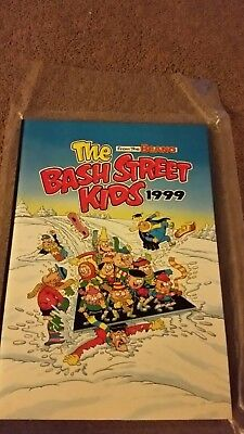 The Bash Street Kids Annual 1999 New, Never read Unclipped