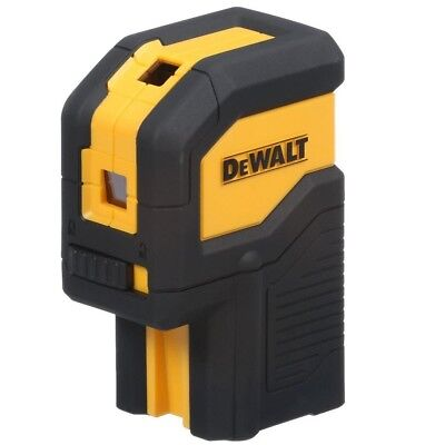 DEWALT 100 ft. 3-Spot Laser level DW08301 Open Box