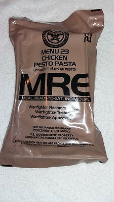 Mre U.s Ration Pack Menu 23, Camping, Hiking, Fishing,airsoft,survival