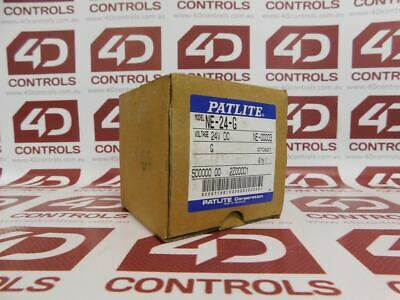 Patlite NE-24-G LED Green Beacon - New Surplus Open