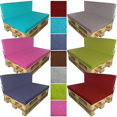 Pallet Cushions Euro Paletten-Polster Outdoor Sofa Edition Seat Pad Seat Pad