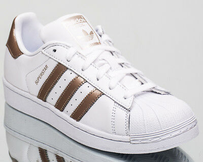 adidas Originals Wmns Superstar women lifestyle sneakers NEW white cyber  CG5463 ac83eb38eb