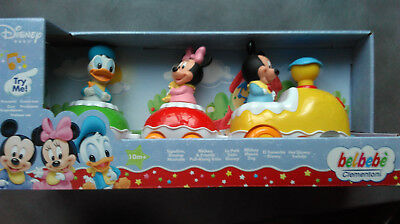 Disney Train musical Mickey et ses amis Clementoni #14287