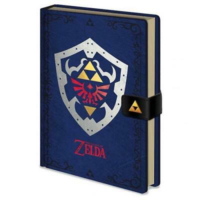 The Legend Of Zelda Premium Notebook Pad School Gift Official Licensed Product