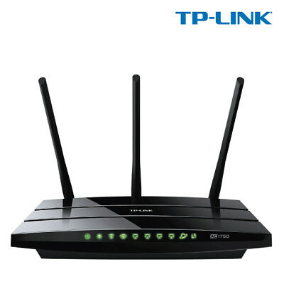 TP-Link Archer C7 AC1750 Wireless AC Dual Band GigabitRouter