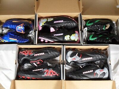 New Kids Toddler Youth Boys Girls Vizari FG Outdoor Soccer Cleats Football Boots