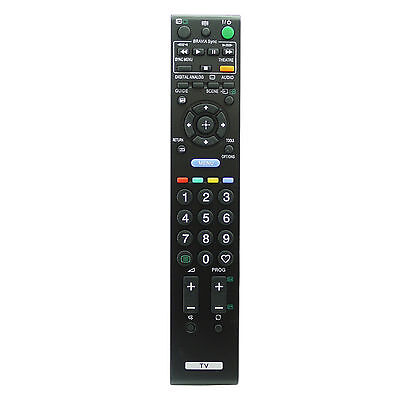 Replacement Remote Control For Sony Bravia TV UK Stock RM-ED013W RMED013W