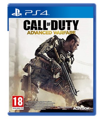 Videogioco Call Of Duty Advanced Warfare Ps4 Italiano Gioco Playstation 4 Cod