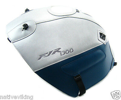 BAGSTER TANK COVER Yamaha FJR1300 2005 rock slate blue PROTECTOR in stock 1420i