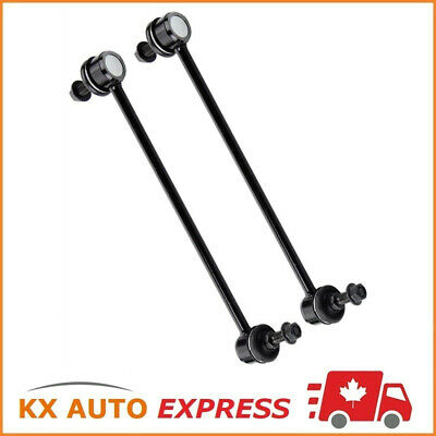 Pair of 2 Piece Front Stabilizer Sway Bar Link Kit for Nissan Murano Quest Rogue