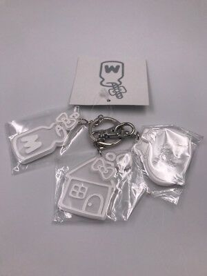 Sanrio: Hello Kitty White Milk Bottle Collection Keychain (TK1)