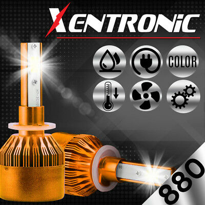 XENTRONIC LED HID Foglight kit 899 6000K for 2003-2004 Nissan Frontier